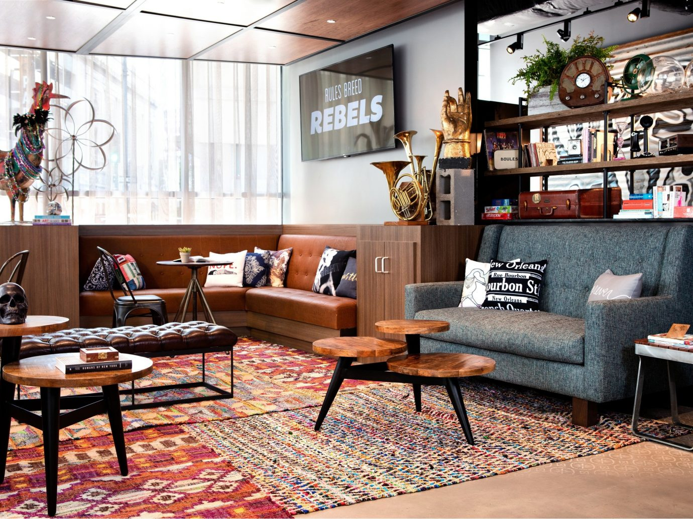 Boutique Hotels floor indoor Living room living room property home ceiling interior design Design real estate estate furniture recreation room loft area