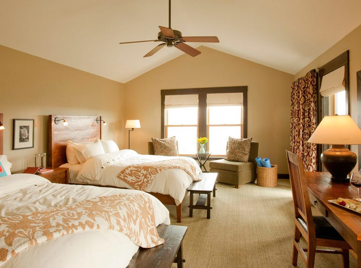 All-Inclusive Resorts Bedroom Cultural Grounds Hotels Resort Romance Rustic Wellness indoor wall bed room floor ceiling property hotel estate cottage home living room hardwood farmhouse real estate interior design Suite Villa furniture area