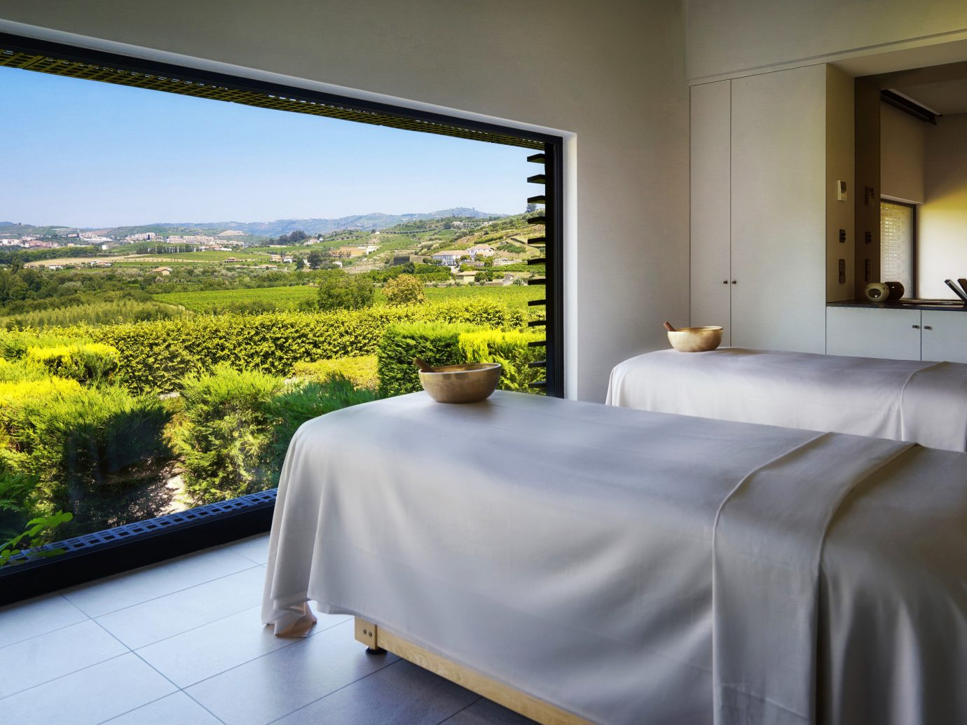 Hotels Spa Trip Ideas indoor bed property room house estate home Villa interior design real estate Suite cottage apartment