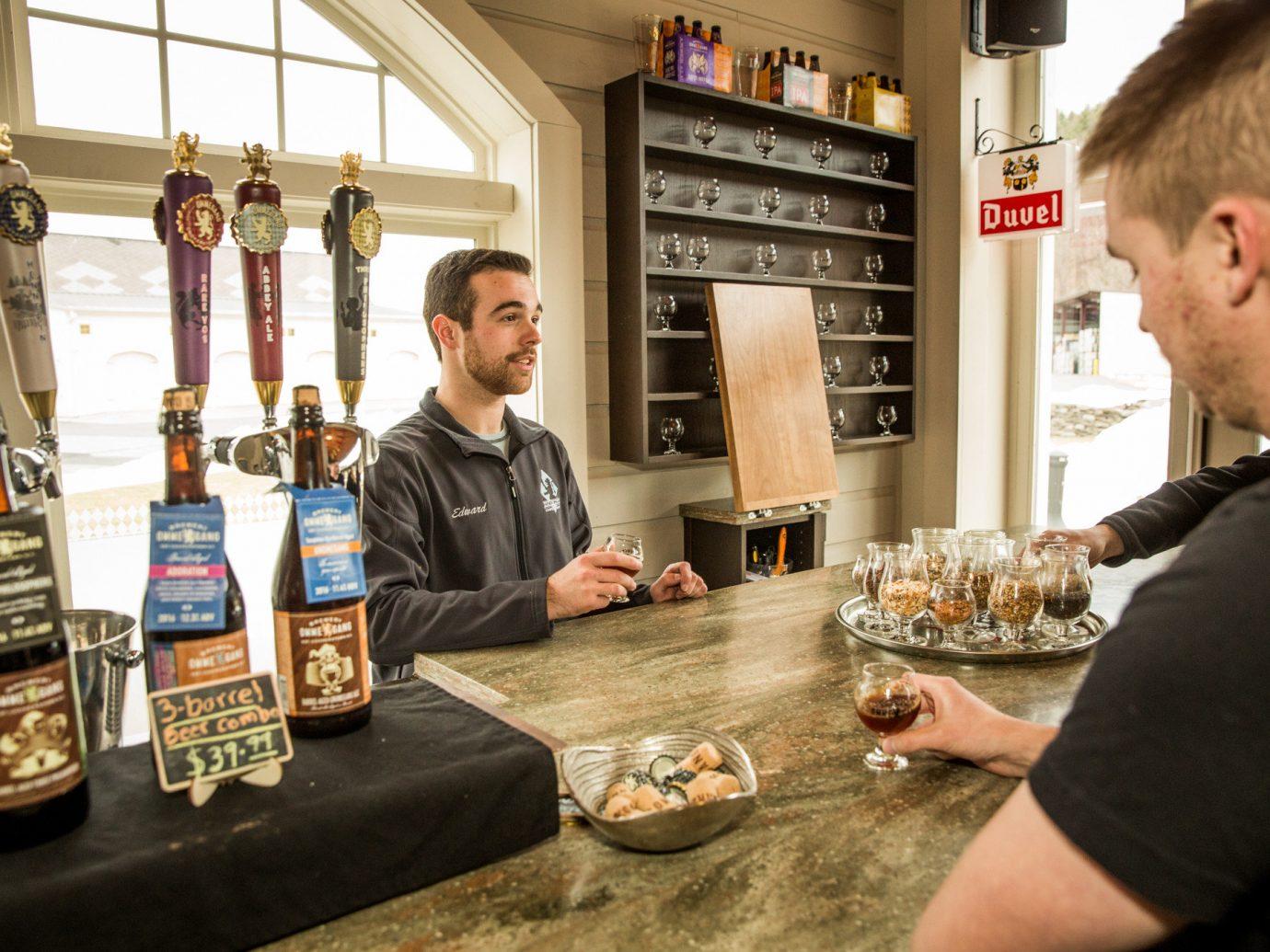 Secret Getaways Trip Ideas Weekend Getaways person indoor Drink man distilled beverage alcoholic beverage liqueur beer alcohol wine taste