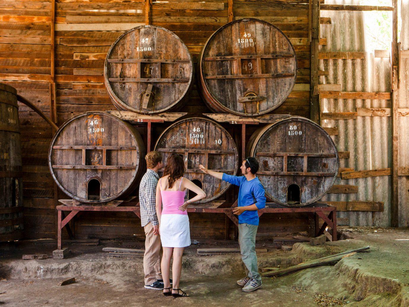 barrel wood