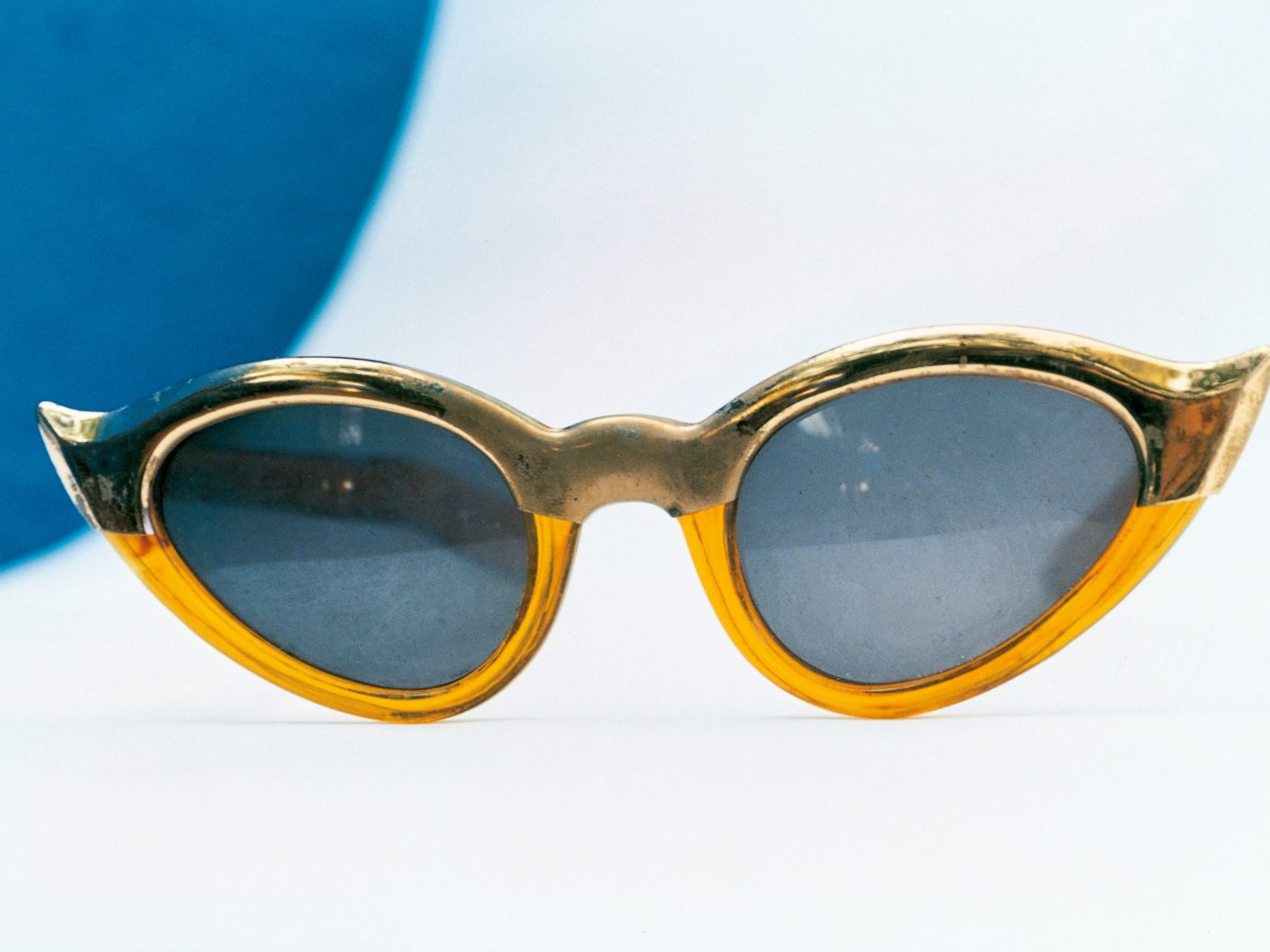 Arts + Culture spectacles accessory goggles eyewear sunglasses glasses vision care fashion accessory yellow enamel
