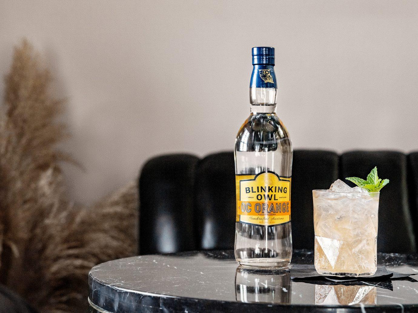 Food + Drink distilled beverage Drink indoor alcoholic beverage liqueur alcohol bottle beer whisky