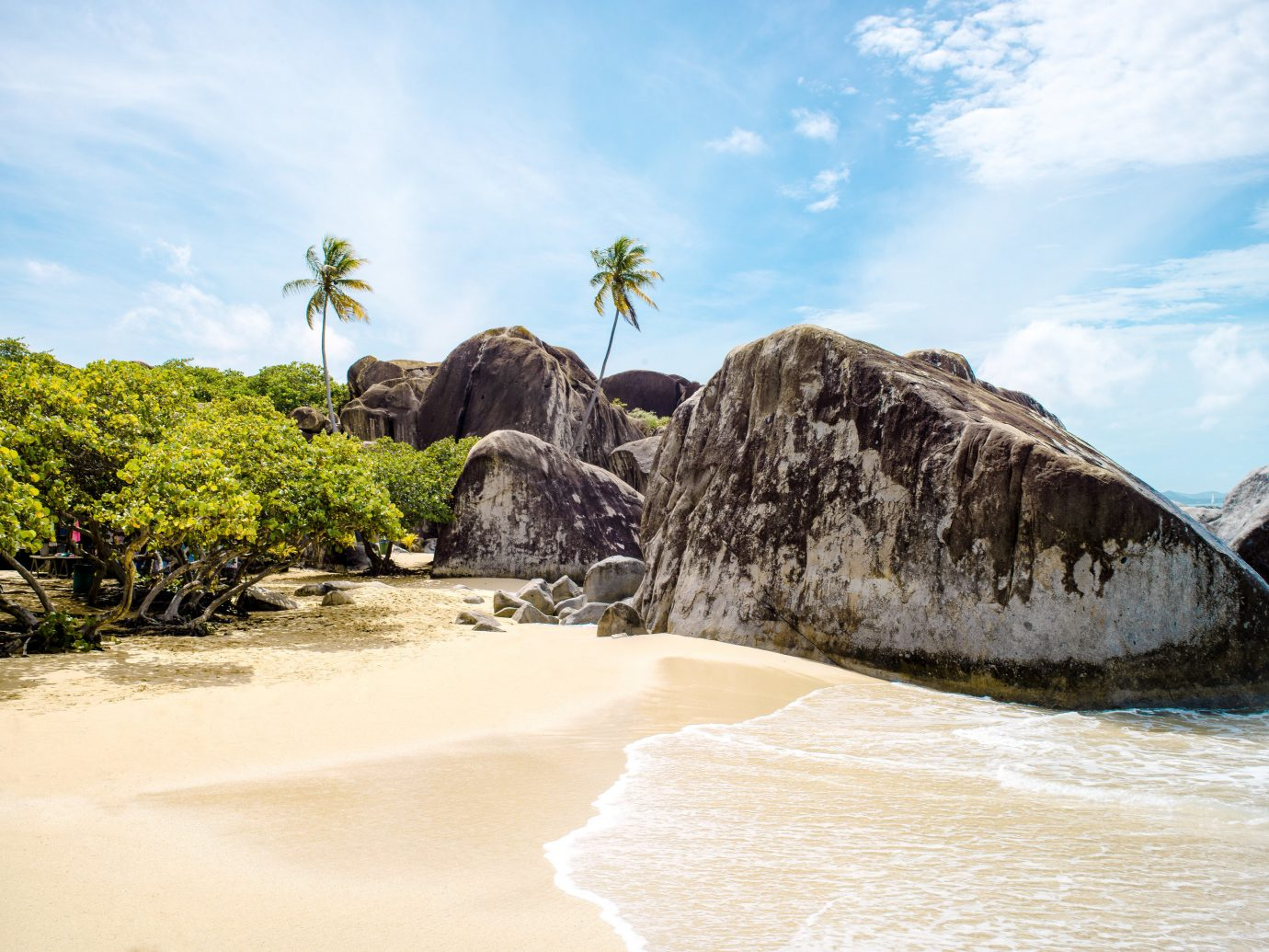 Trip Ideas sky outdoor body of water Nature Beach water tropics Coast shore coastal and oceanic landforms arecales Sea palm tree tree rock Ocean vacation tourism sand bay caribbean landscape