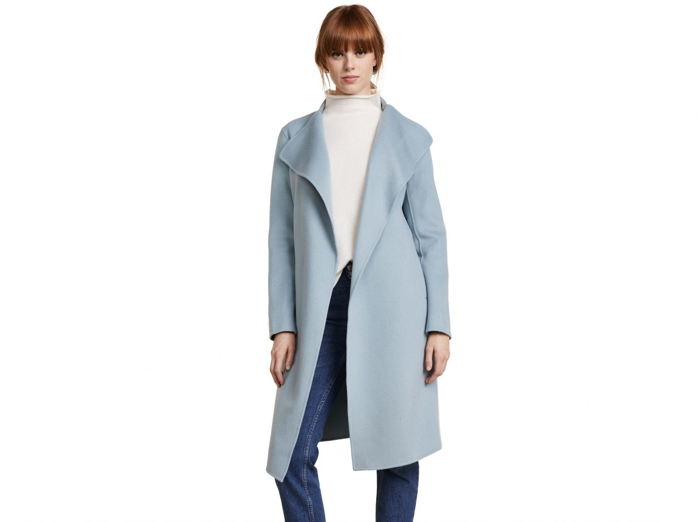 Celebs Style + Design Travel Shop clothing suit coat wearing standing posing shoulder fashion model overcoat neck formal wear joint trench coat professional dressed clothes