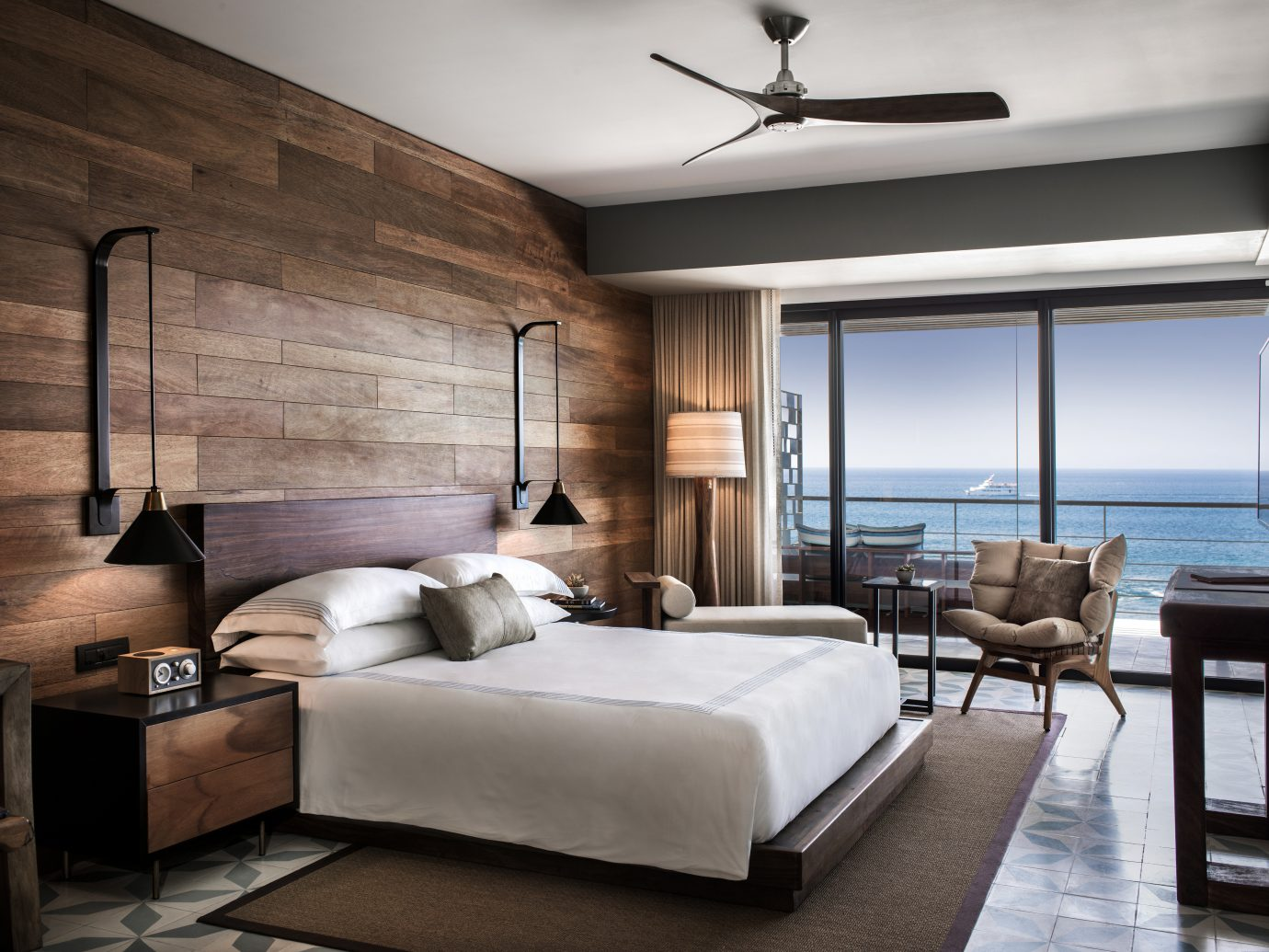 Bedroom at The Cape, a Thompson Hotel