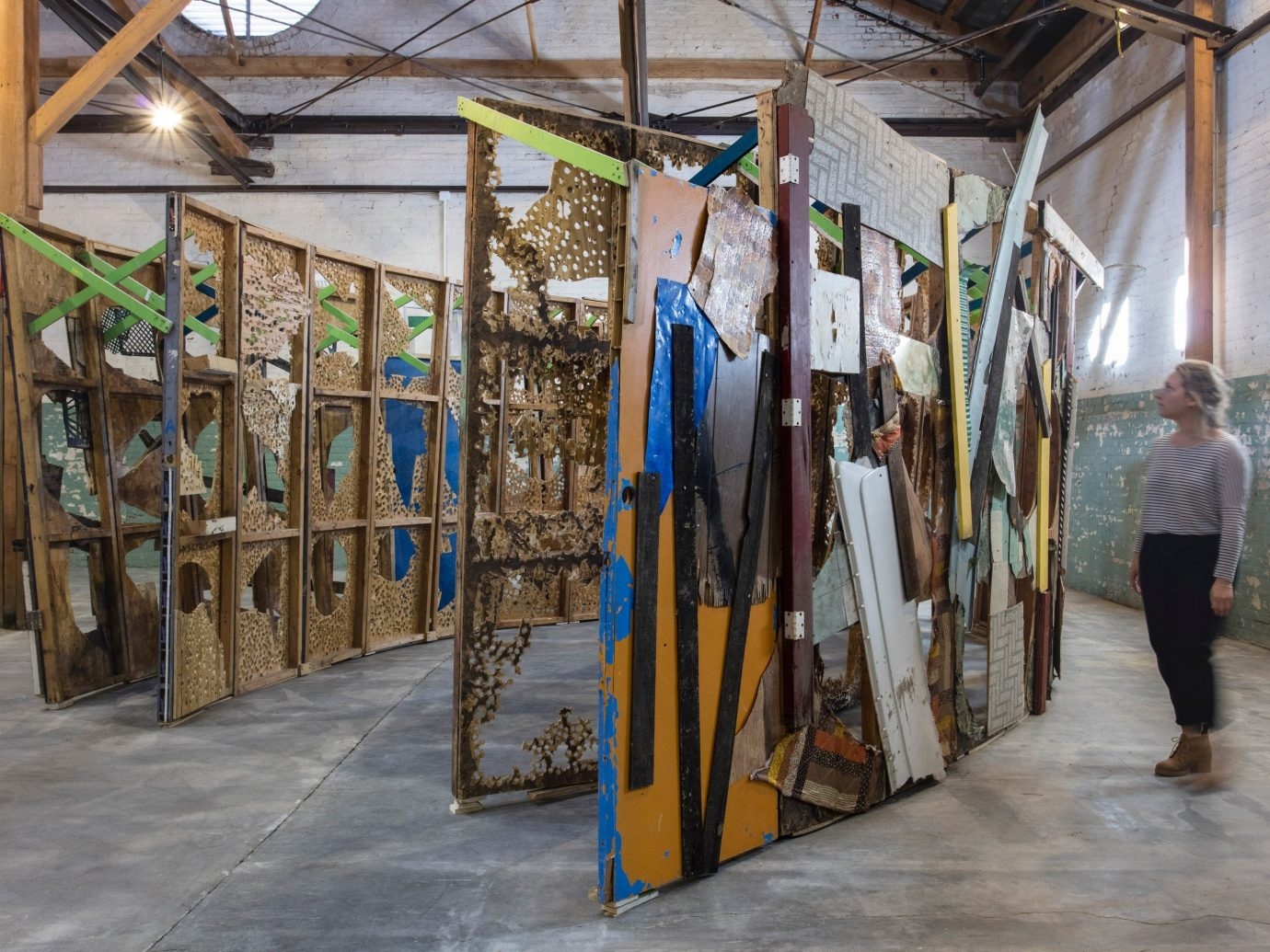 Summer Series art stall