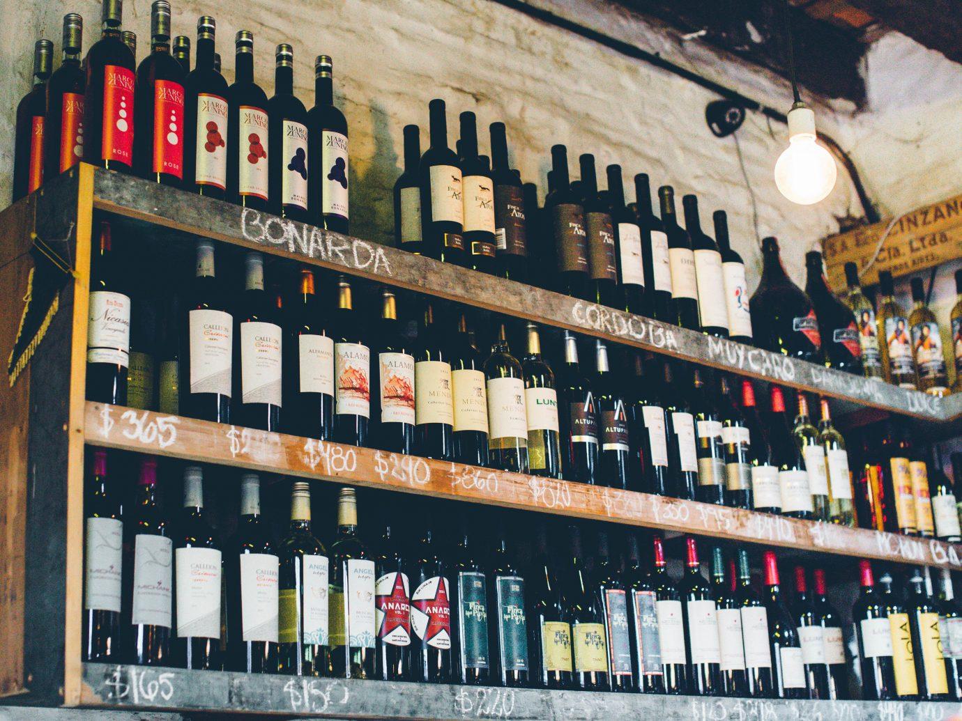Trip Ideas indoor shelf urban area restaurant Bar