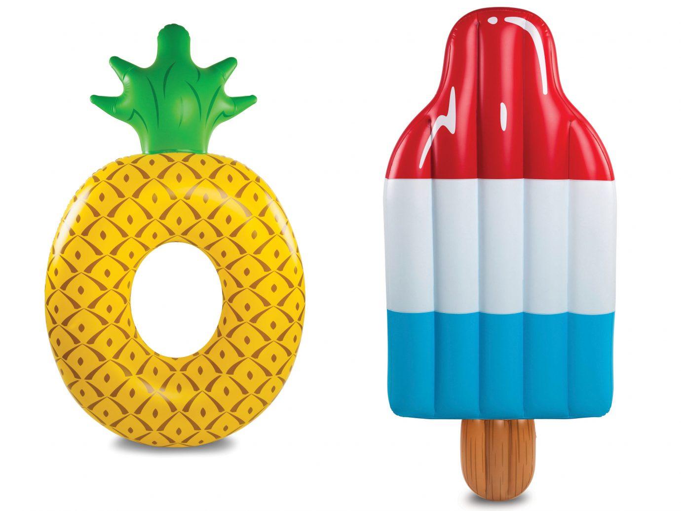 Offbeat product font food bottle produce illustration