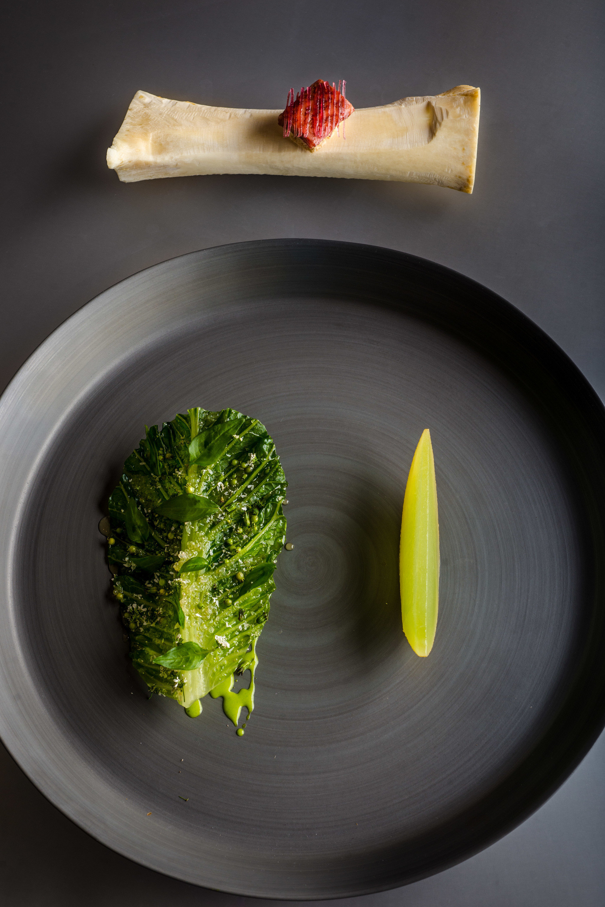 Food + Drink green yellow leaf produce lighting macro photography flower food sliced vegetable