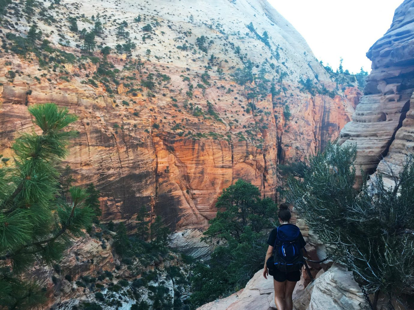 National Parks Outdoors + Adventure Trip Ideas mountain outdoor valley Nature canyon rock geographical feature landform wilderness mountain range wadi Adventure extreme sport ravine walking geology formation stone
