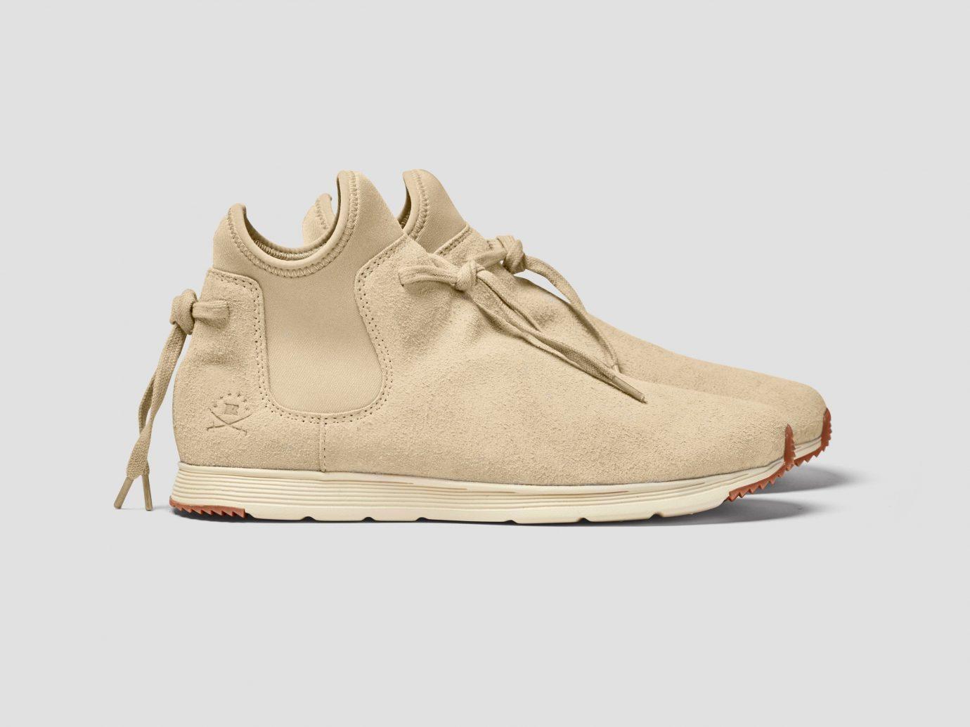 Style + Design footwear shoe brown sneakers leather walking shoe beige textile outdoor shoe