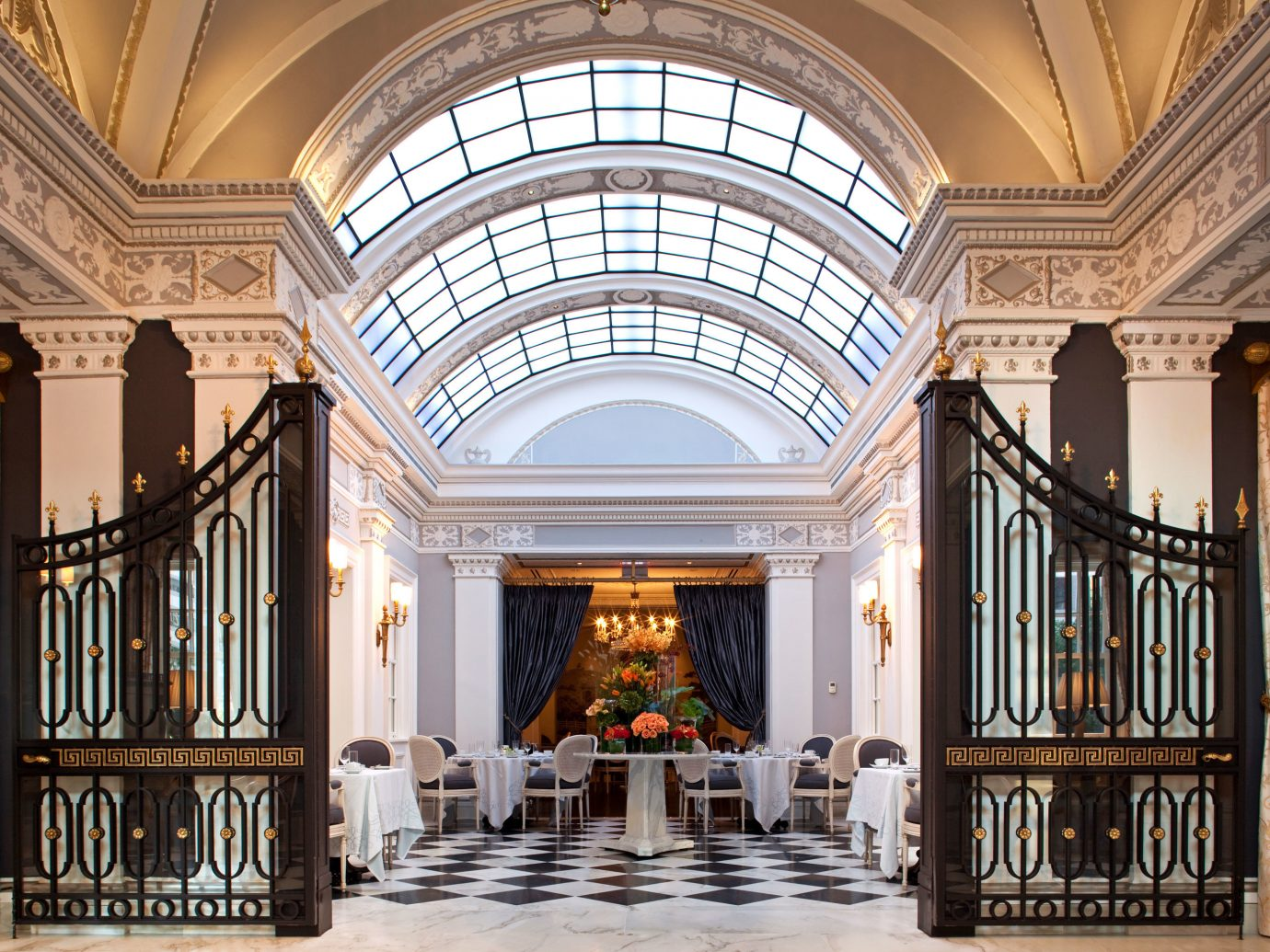 Boutique Hotels Hotels building indoor estate palace chapel Church place of worship hall interior design mansion synagogue colonnade altar tiled