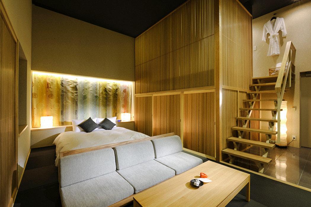Trip Ideas indoor wall room interior design Architecture ceiling Suite hotel interior designer Bedroom