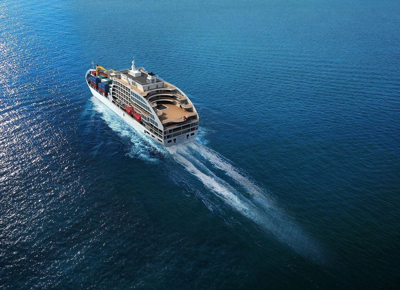 Cruise Travel Trip Ideas water outdoor sky vehicle Boat passenger ship ship Sea cruise ship luxury yacht Ocean watercraft yacht wave traveling
