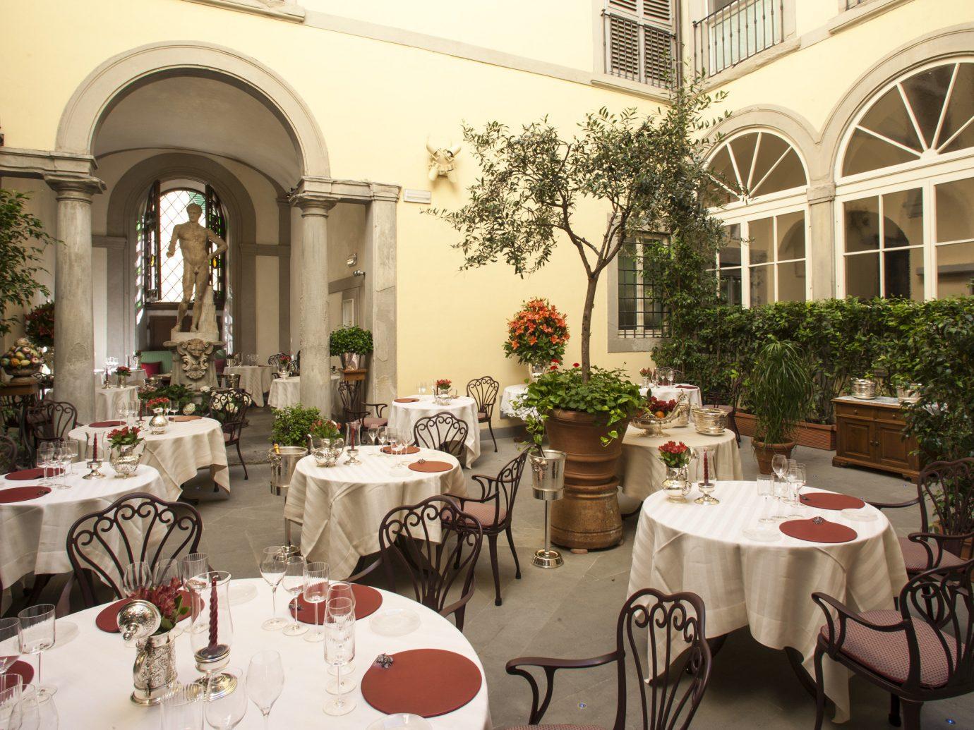 Food + Drink outdoor room restaurant meal estate home floristry interior design furniture