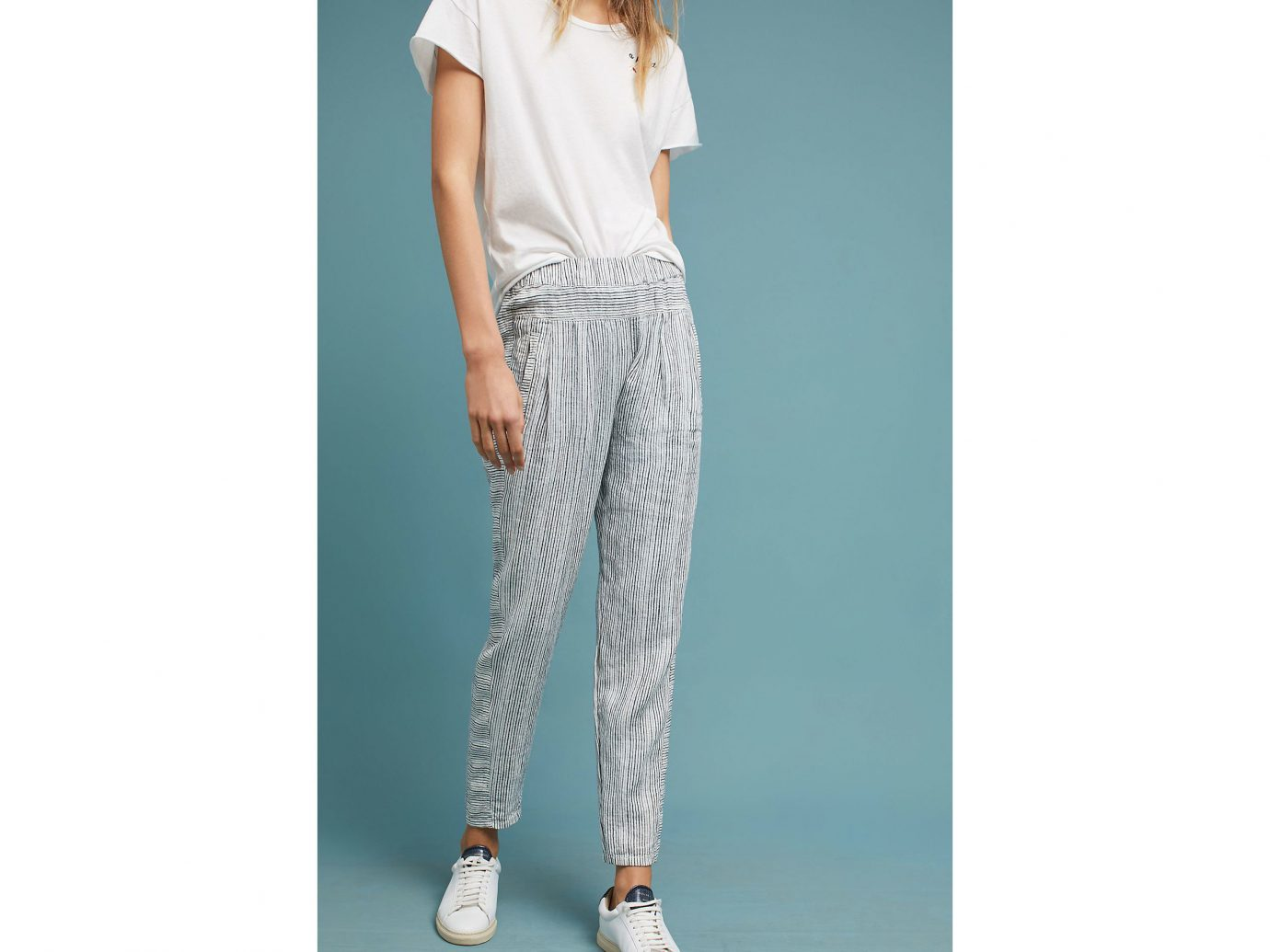 Style + Design Travel Shop clothing white person waist fashion model standing trunk abdomen trousers jeans one piece garment joint shoe neck trouser pocket