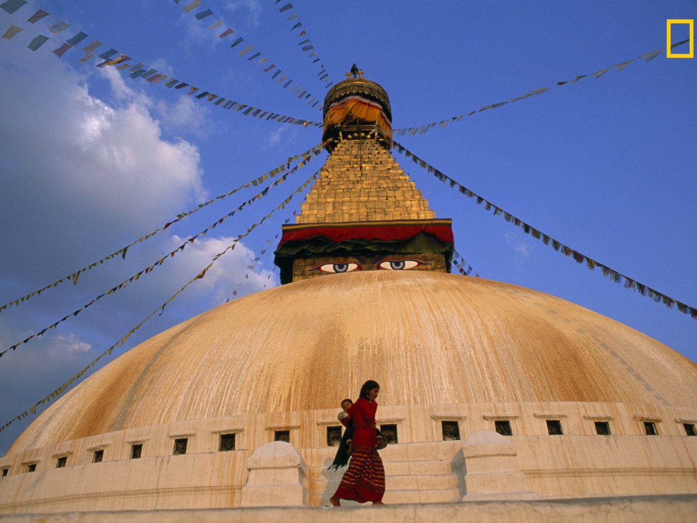 Health + Wellness Scuba Diving + Snorkeling Trip Ideas sky building outdoor dome stupa landmark tower place of worship temple