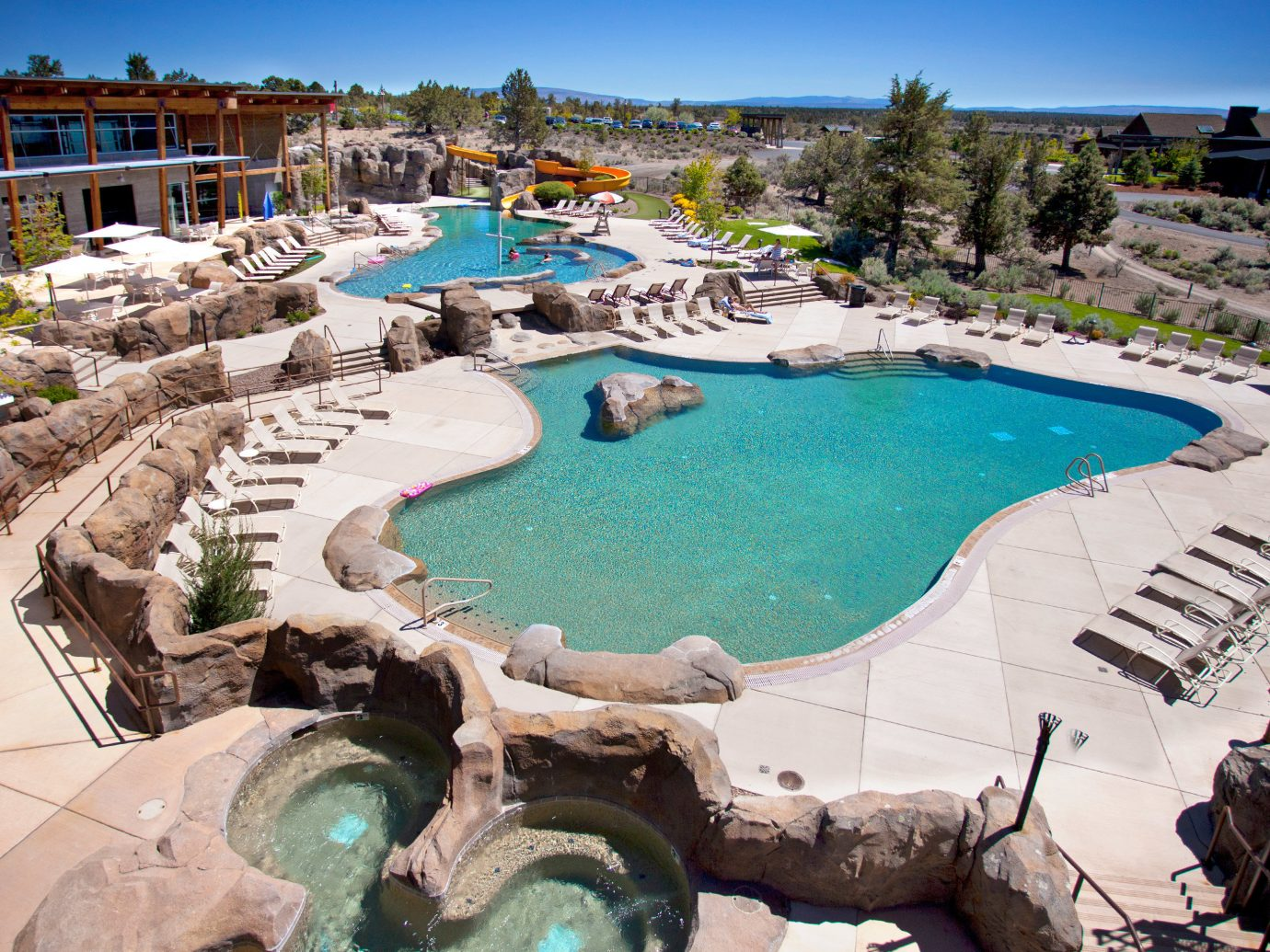 pool at Brasada Ranch