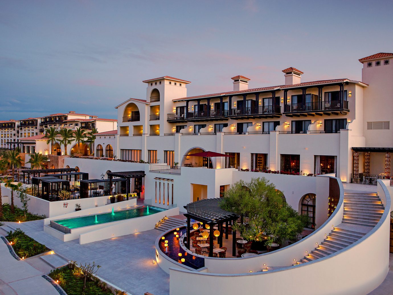 Exterior view at Secrets Puerto Los Cabos Golf & Spa Resort