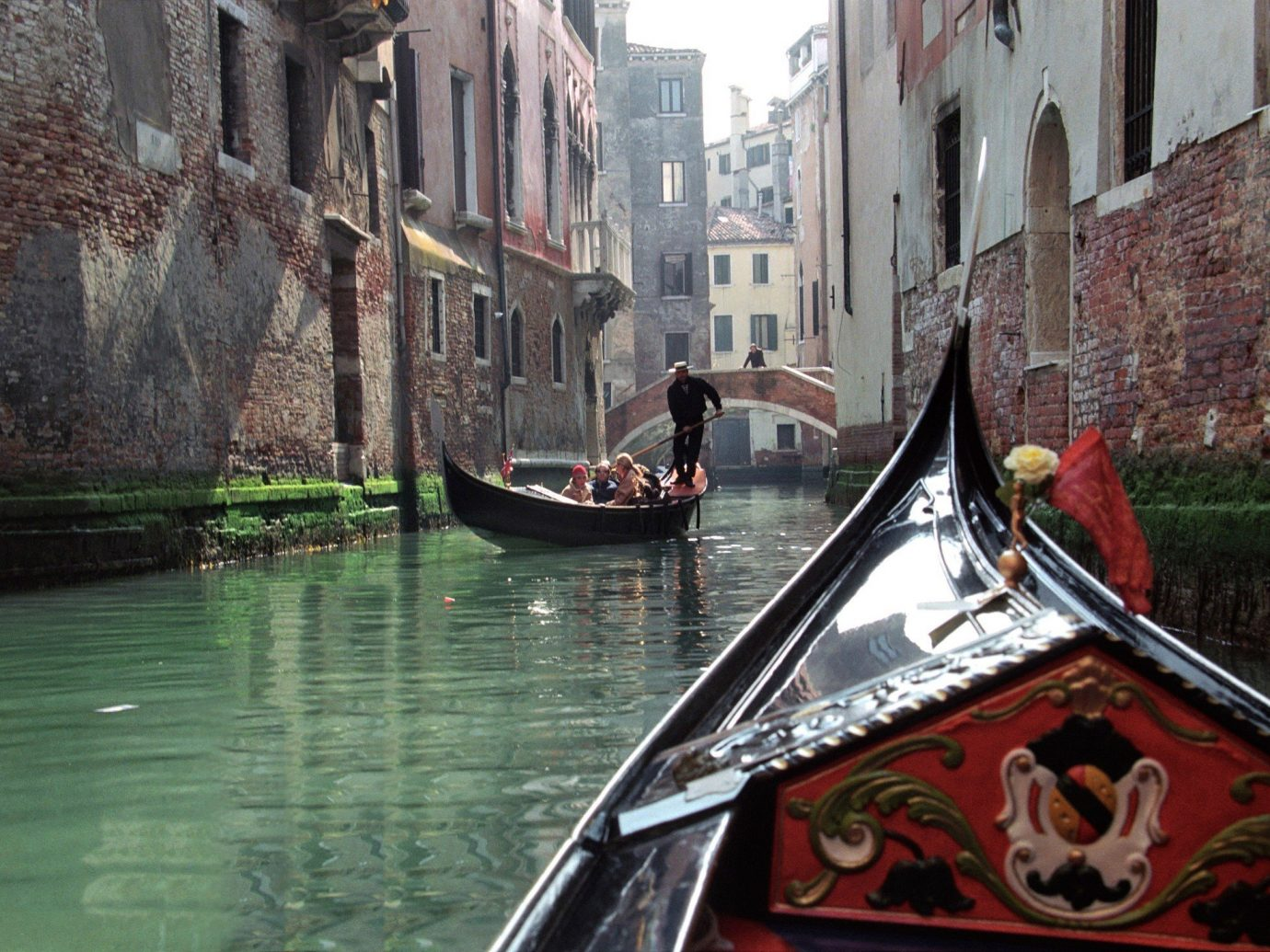 Trip Ideas building gondola outdoor Boat vehicle boating Canal waterway watercraft watercraft rowing stone