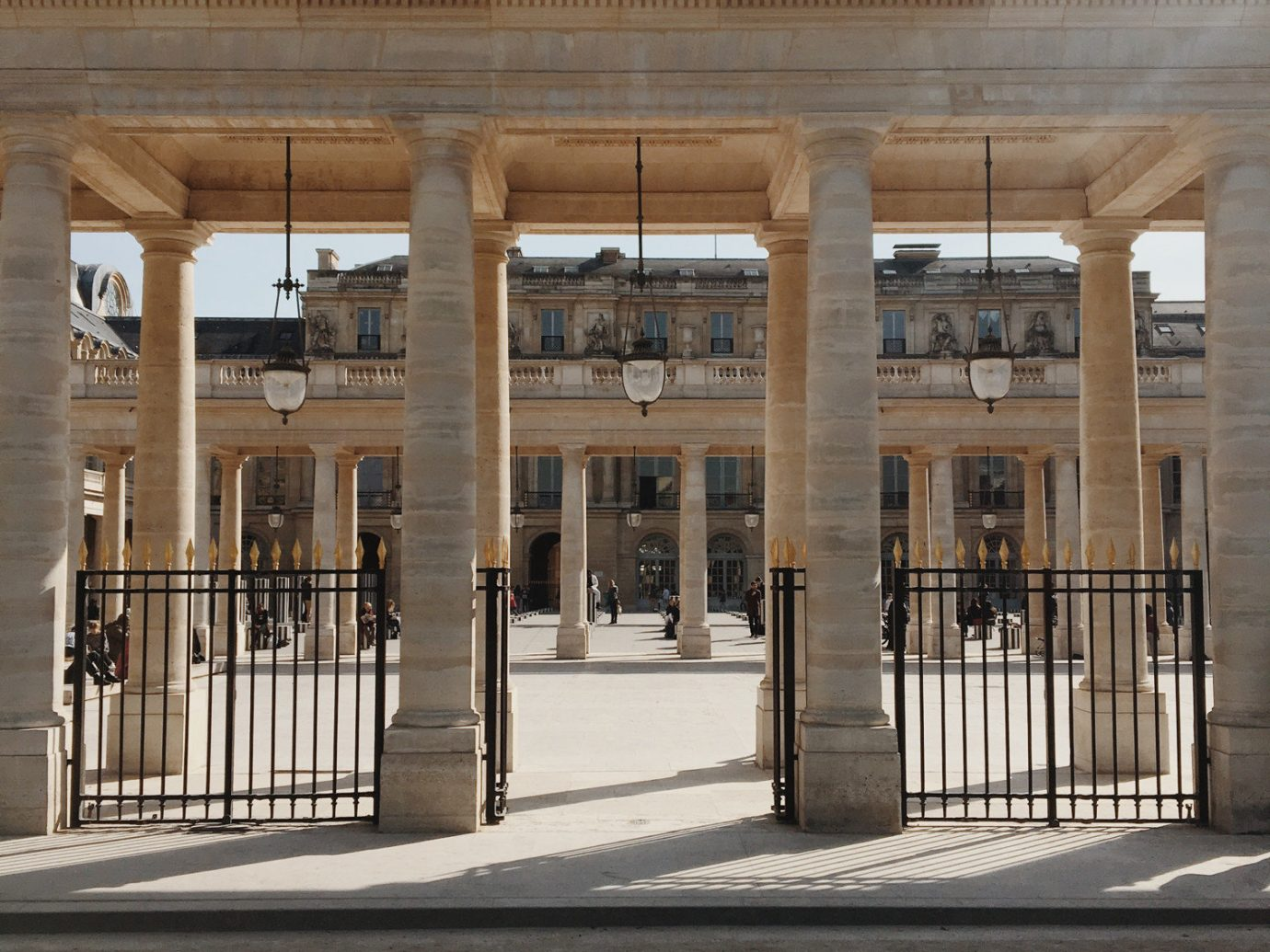 France Paris Trip Ideas building Architecture facade interior design plaza colonnade walkway