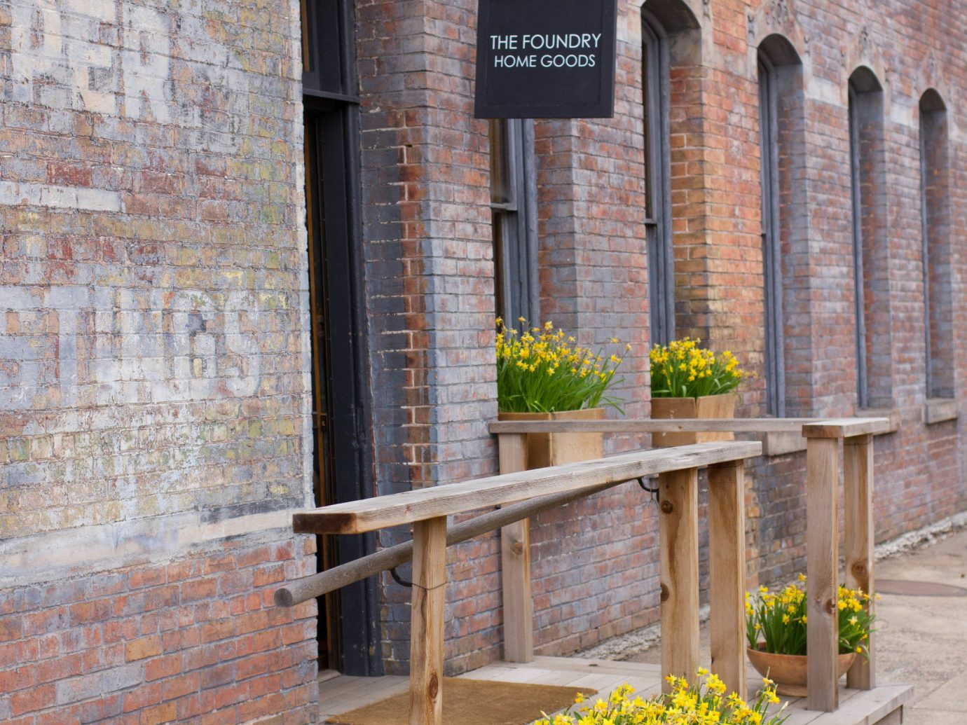 Trip Ideas building outdoor ground brick wall Town Architecture facade stone Courtyard