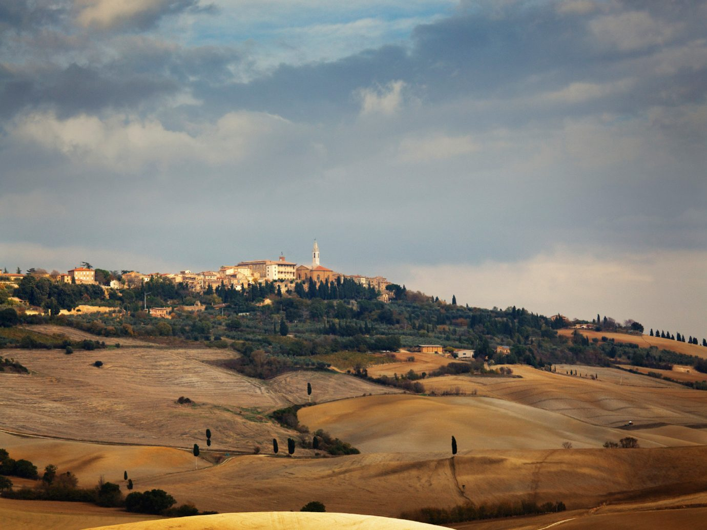 Country Italy Scenic views Trip Ideas sky outdoor cloud horizon natural environment Nature Sea plain Coast hill sand atmosphere of earth landscape Sunset morning dusk evening Beach rural area dawn aeolian landform Desert sunlight meteorological phenomenon clouds cloudy shore day sandy dune soil