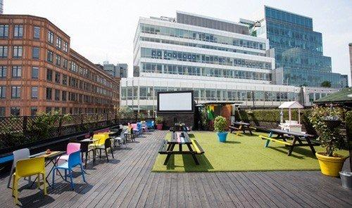 Outdoors + Adventure outdoor building plaza condominium City public transport real estate