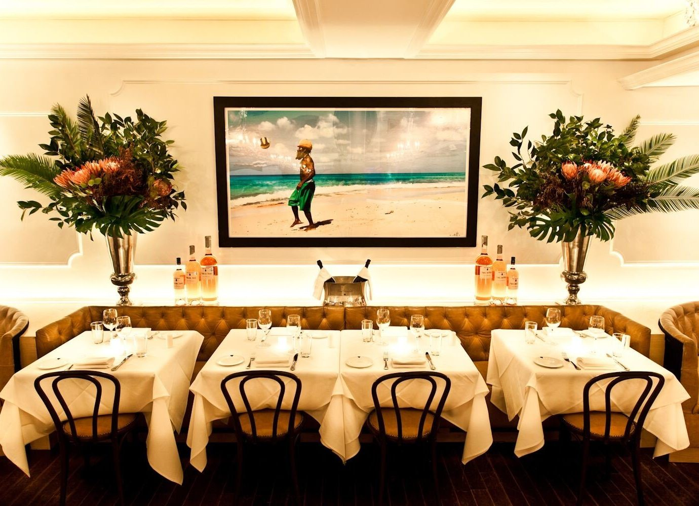 Style + Design floor indoor plant room Living restaurant wedding meal function hall ceremony banquet decorated interior design estate home wedding reception Design furniture several