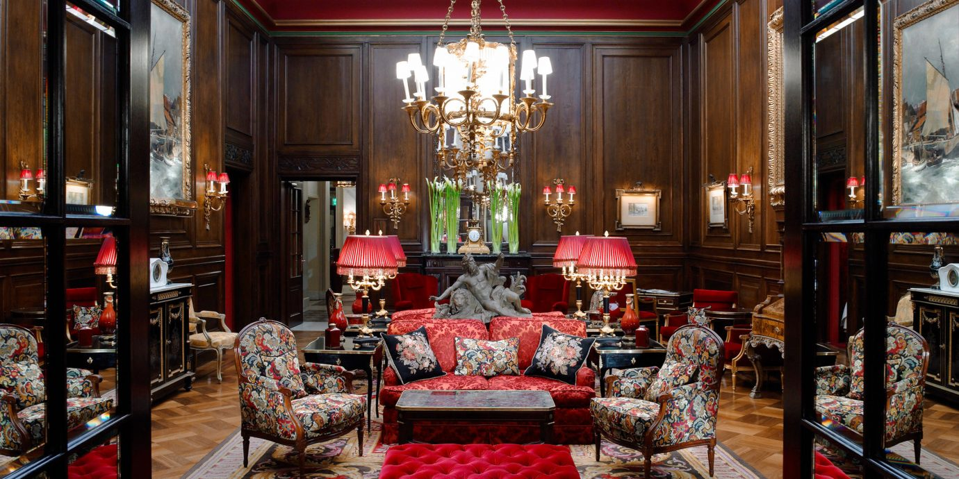 Elegant Historic Hotels Living Lounge Luxury Lobby room living room estate interior design home Design mansion palace tourist attraction Boutique