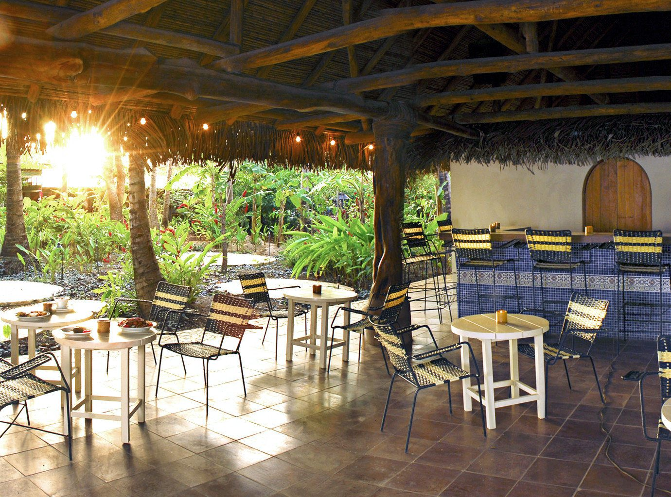 Restaurant at Harmony Hotel in Costa RIca