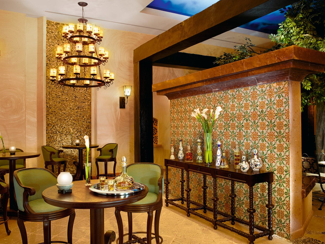 All-Inclusive Resorts Hotels Romance indoor wall floor room chair Living dining room interior design restaurant table furniture area decorated