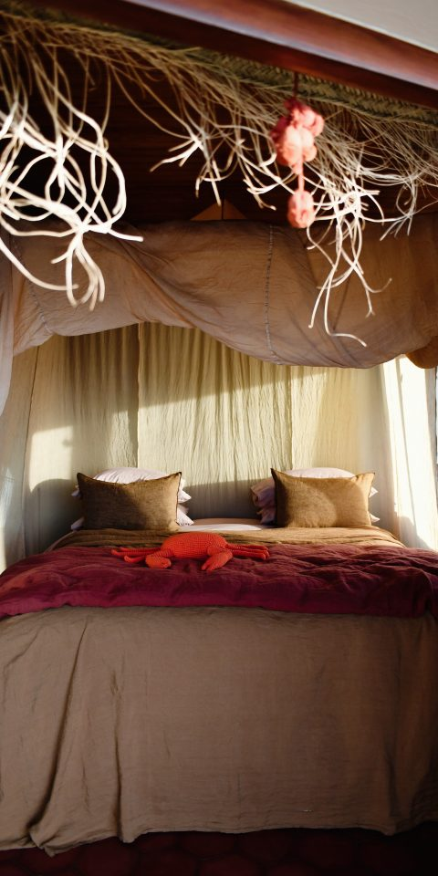 Boutique Hotels Hotels room indoor Bedroom furniture interior design bed ceiling wall textile home bed frame house bed sheet window