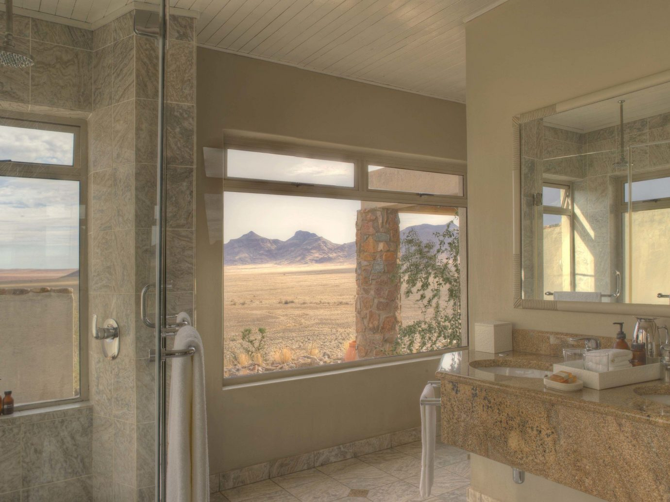 Hotels Offbeat window indoor bathroom property room ceiling home real estate estate sink tub interior design Bath door floor house bathtub tile