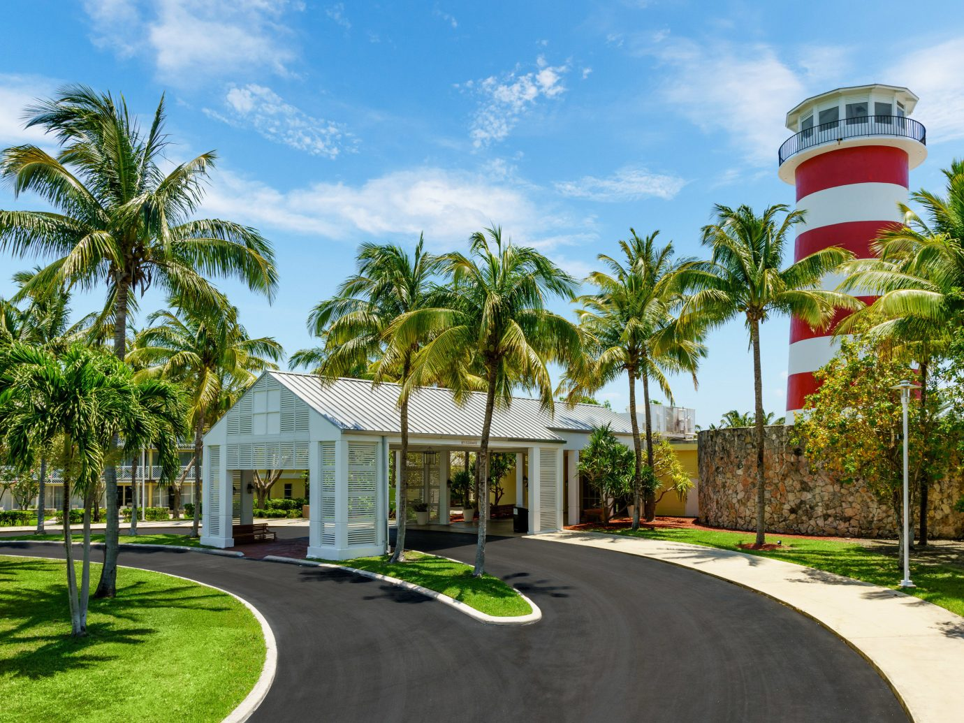Exterior view of Lighthouse Pointe at Grand Lucayan