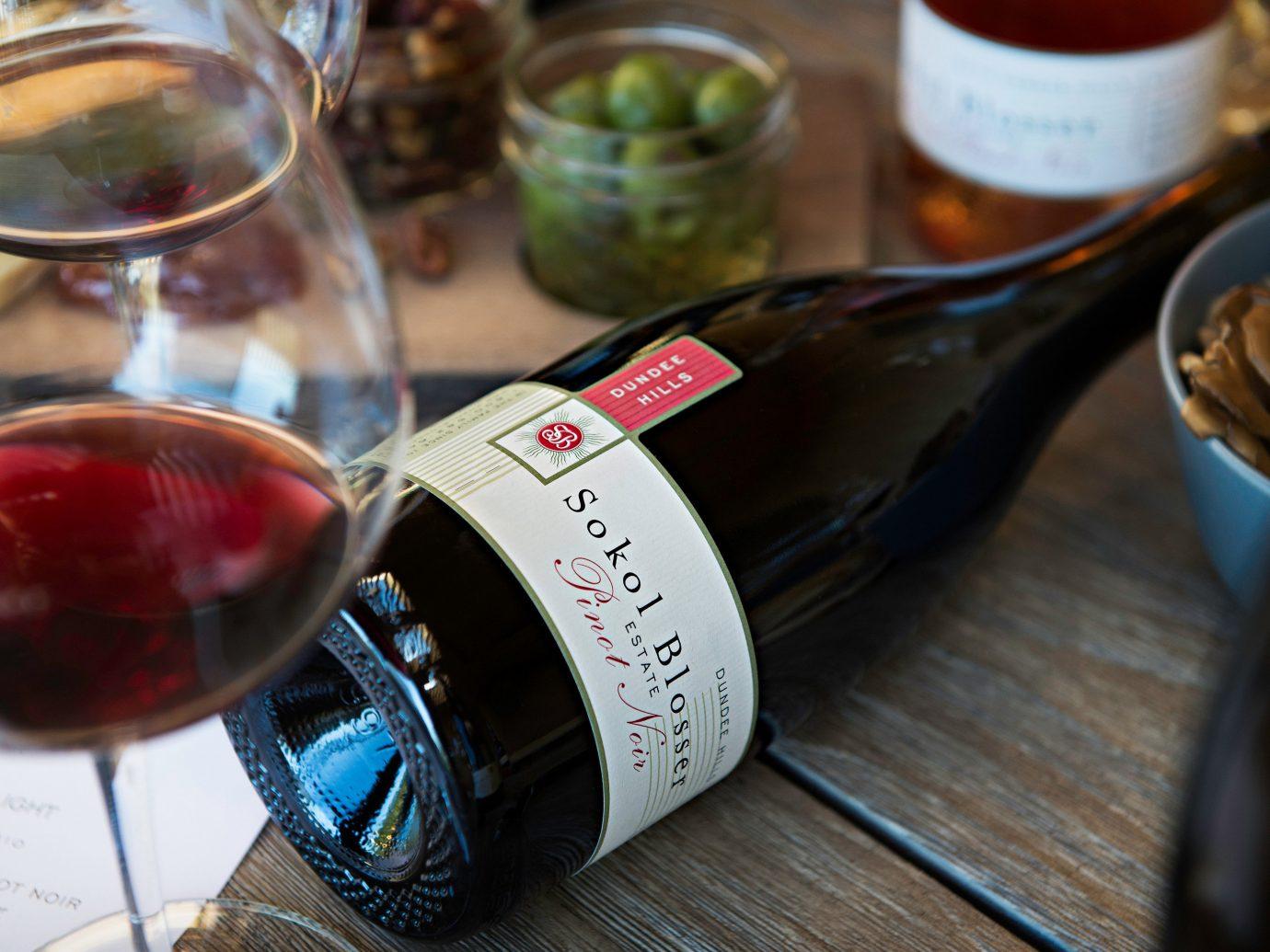 Jetsetter Guides Road Trips wine bottle indoor alcoholic beverage Drink food red wine sense beverage liqueur distilled beverage beer produce alcohol