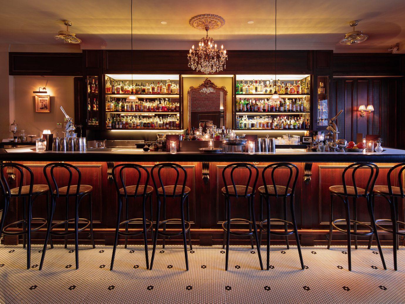 Offbeat Trip Ideas ceiling indoor table Bar interior design restaurant dining room Dining café area