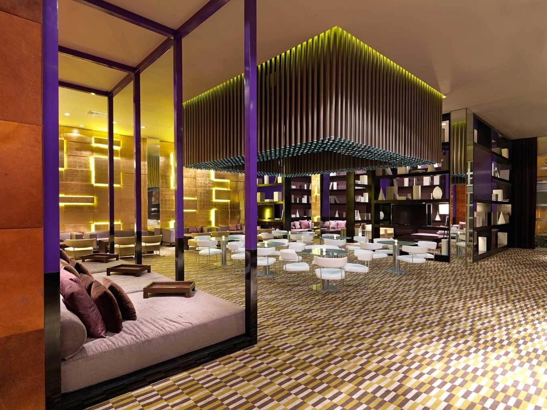 All-Inclusive Resorts Dining Hotels Lounge Luxury Modern indoor floor Lobby room ceiling interior design lighting condominium convention center Design restaurant area furniture