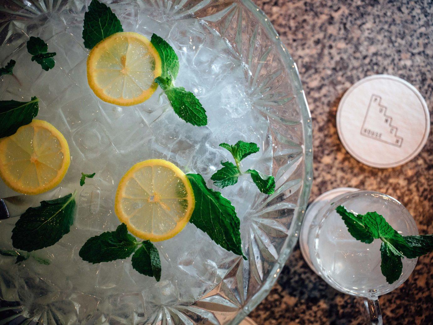 Trip Ideas green yellow food Drink mojito lemonade gin and tonic glass lime lemon lime cocktail mint julep vodka and tonic lemon plastic several