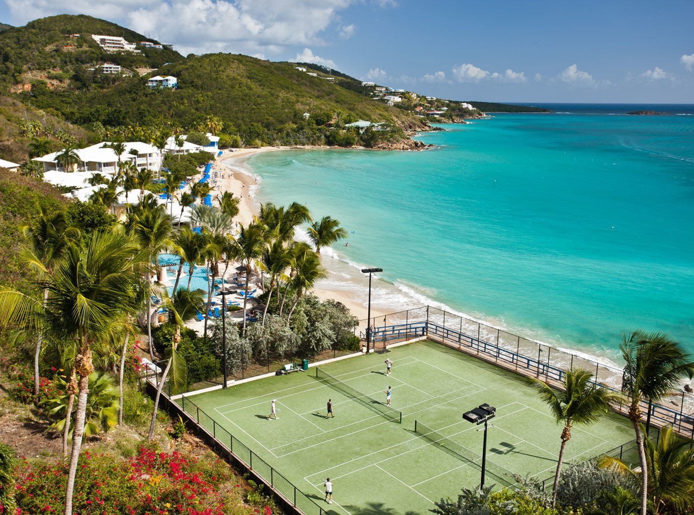 Beach Beachfront Hotels Outdoor Activities Play Resort Scenic views Sport Trip Ideas water sky outdoor mountain vacation Coast Sea Nature sport venue swimming pool caribbean bay estate cape overlooking hillside
