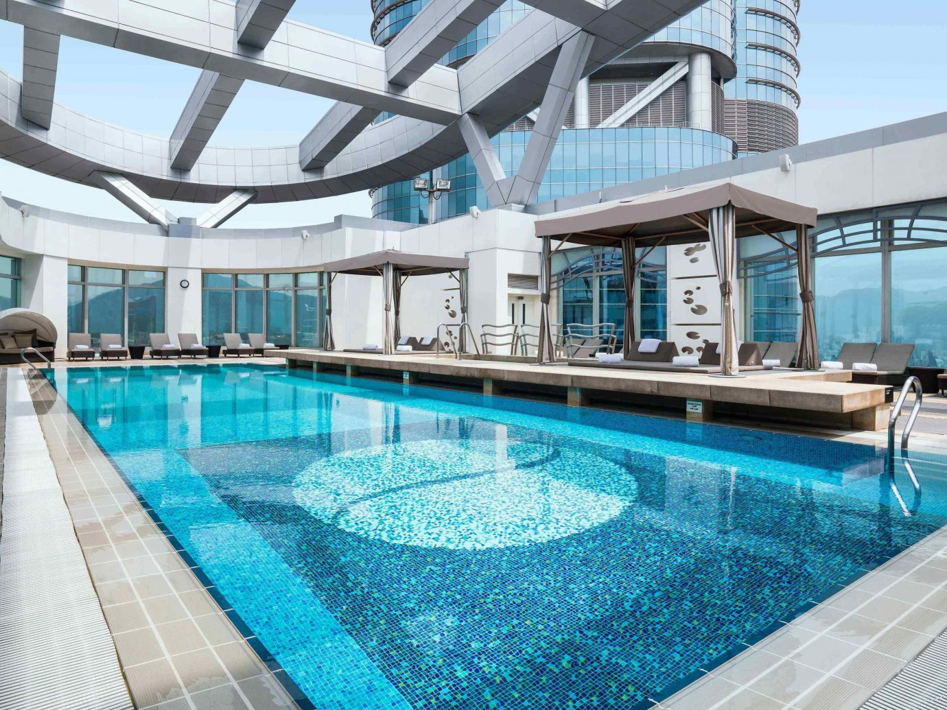 Trip Ideas building swimming pool property Pool leisure condominium Resort leisure centre estate blue real estate Villa swimming