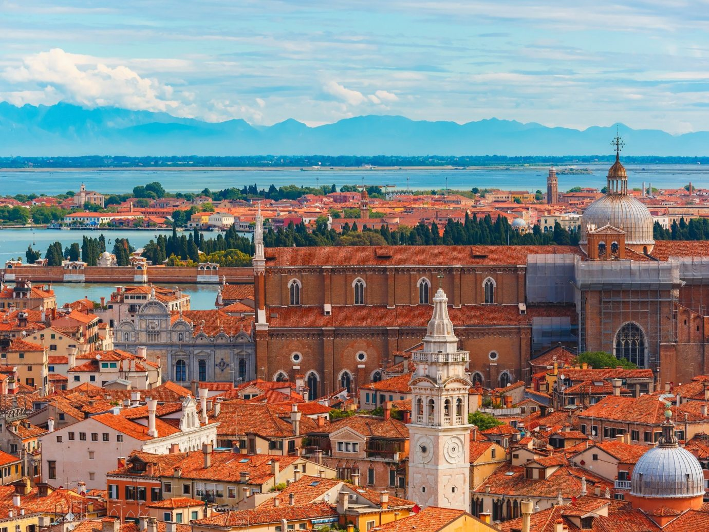 Trip Ideas Town cityscape City landmark human settlement mountain vacation skyline Coast Sea panorama