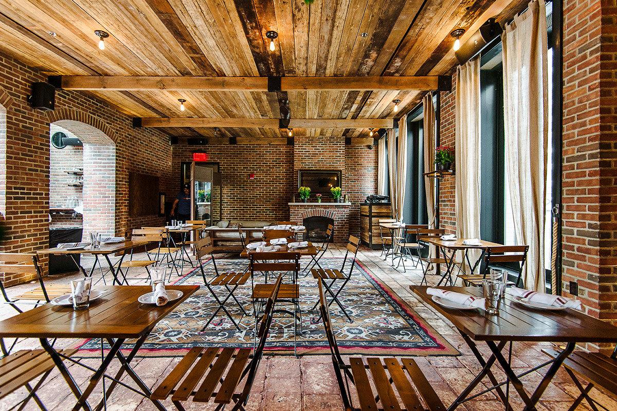 Boutique Hotels Food + Drink Hotels chair indoor floor room interior design Living furniture wood real estate estate