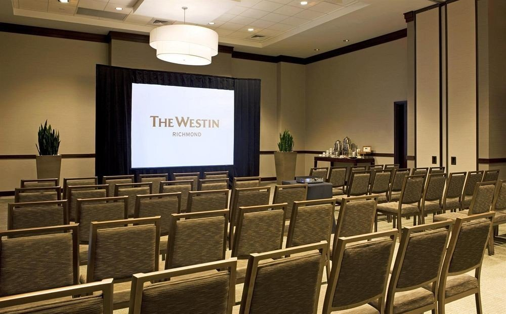 auditorium conference hall academic conference seminar meeting convention lecture function hall convention center lined conference room
