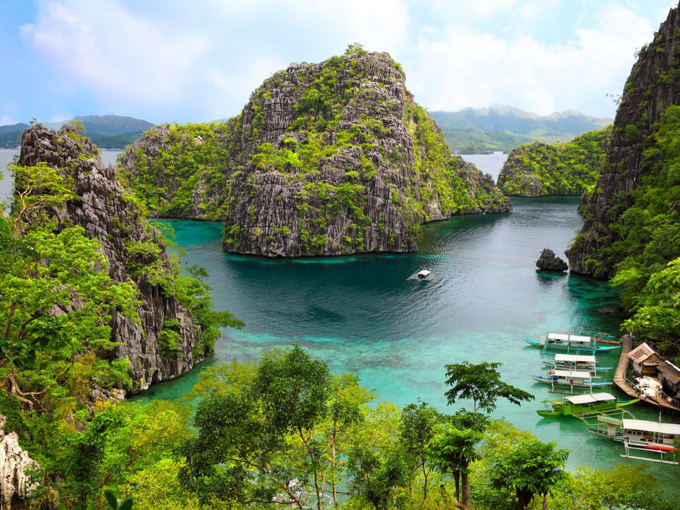 Beach Trip Ideas tree outdoor water sky Nature landform River geographical feature body of water mountain Lake surrounded tourism fjord bay Jungle Coast rainforest terrain cliff national park traveling hillside