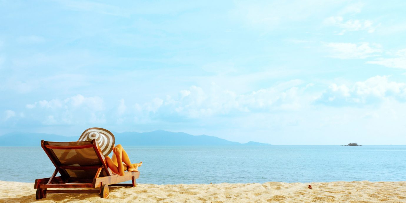 Travel Tips outdoor sky water Beach shore Sea body of water vacation horizon sand Coast Ocean bay sandy day