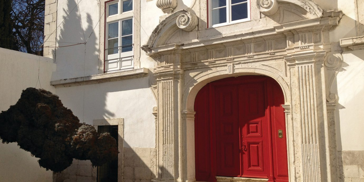 building stone arch house old classical architecture door monument