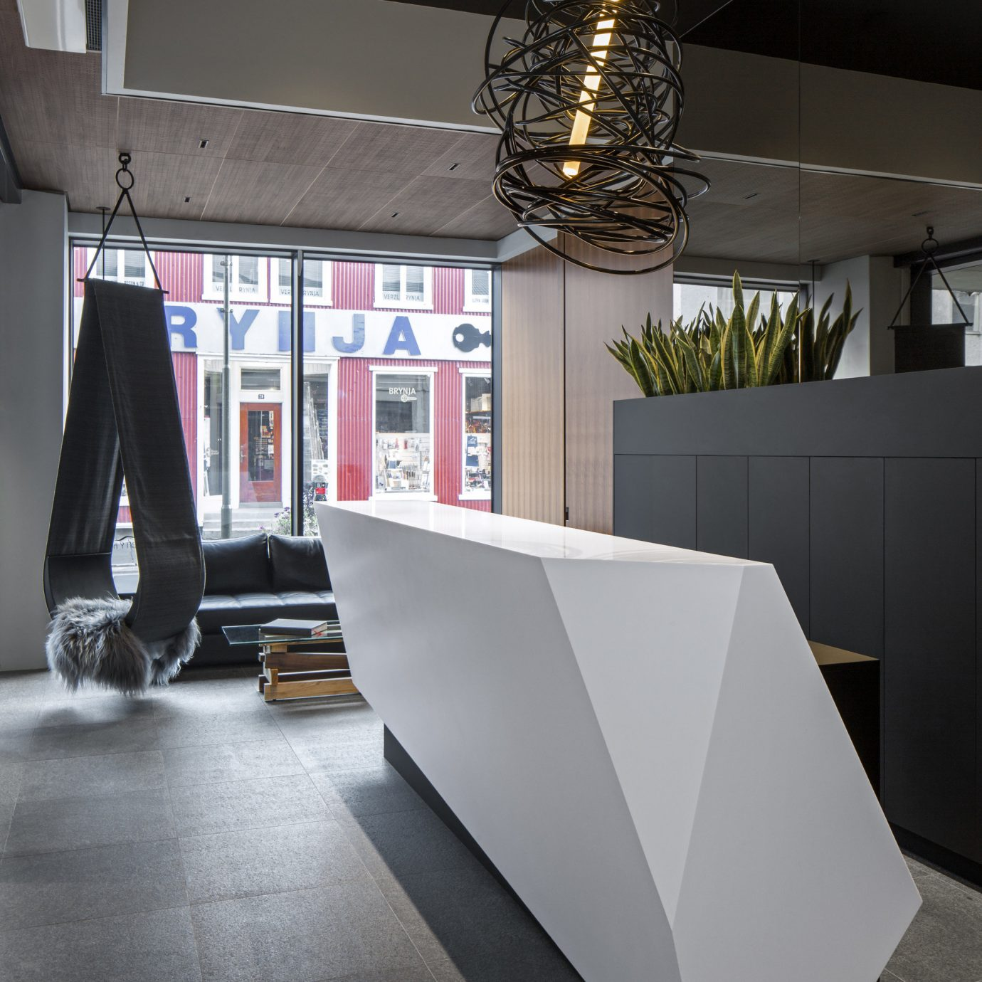 Boutique Hotels Hotels Iceland Outdoors + Adventure Reykjavík Road Trips Architecture flooring product design house angle daylighting chair
