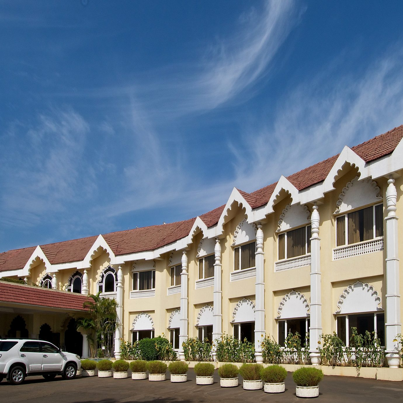 Classic Exterior building sky road property house Architecture neighbourhood residential area home palace Resort government building